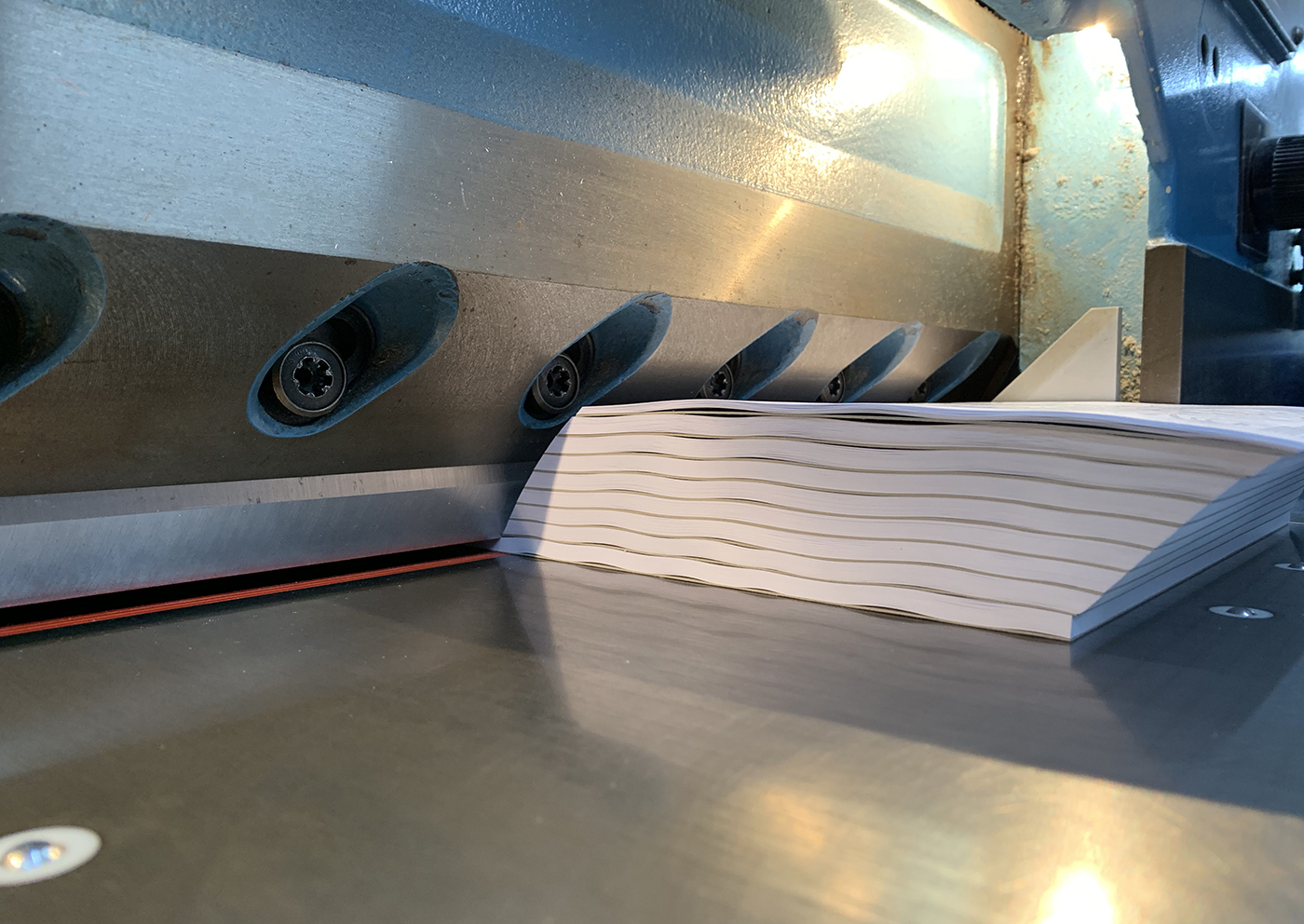Axminster Printing Guilotine