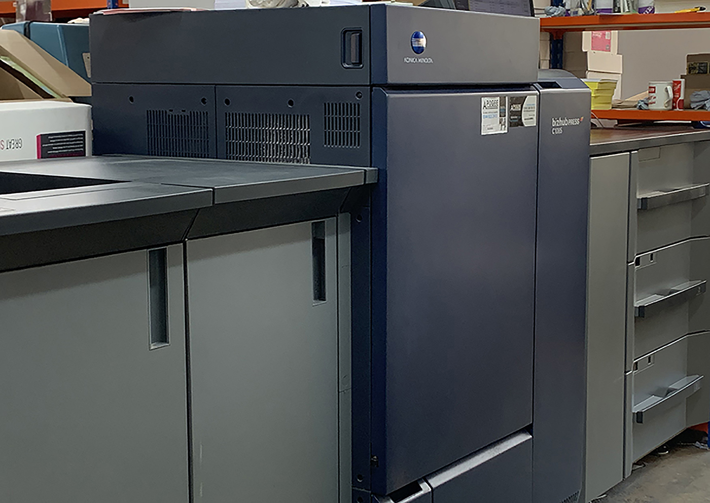 Axminster Printing Digital Printer